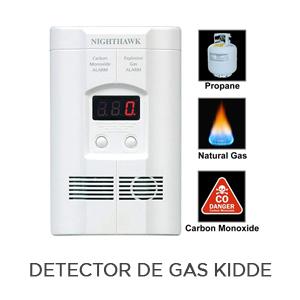 DETECTOR DE GAS KIDDE