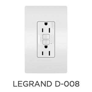 LEGRAND D-008
