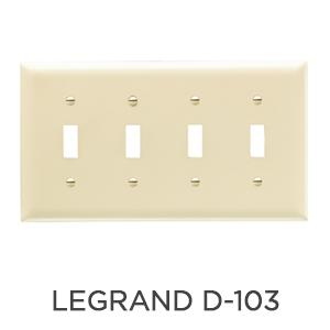 LEGRAND D-103