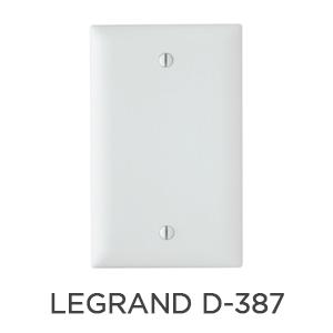 LEGRAND D-387
