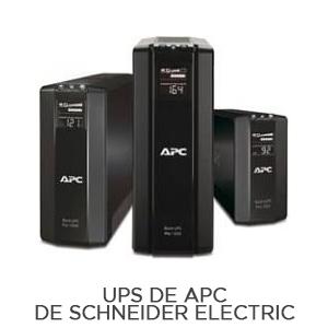 UPS DE APC DE SCHNEIDER ELECTRIC